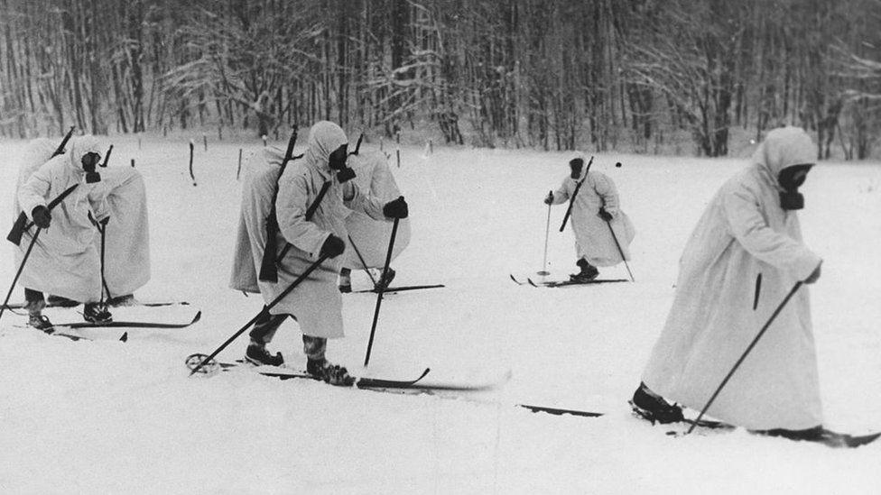 фвнські солдати