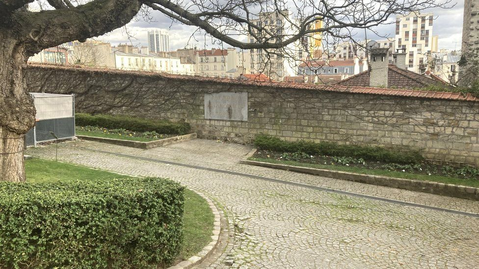 The Mur des Fédérés was the scene where many thousands of Communards were executed