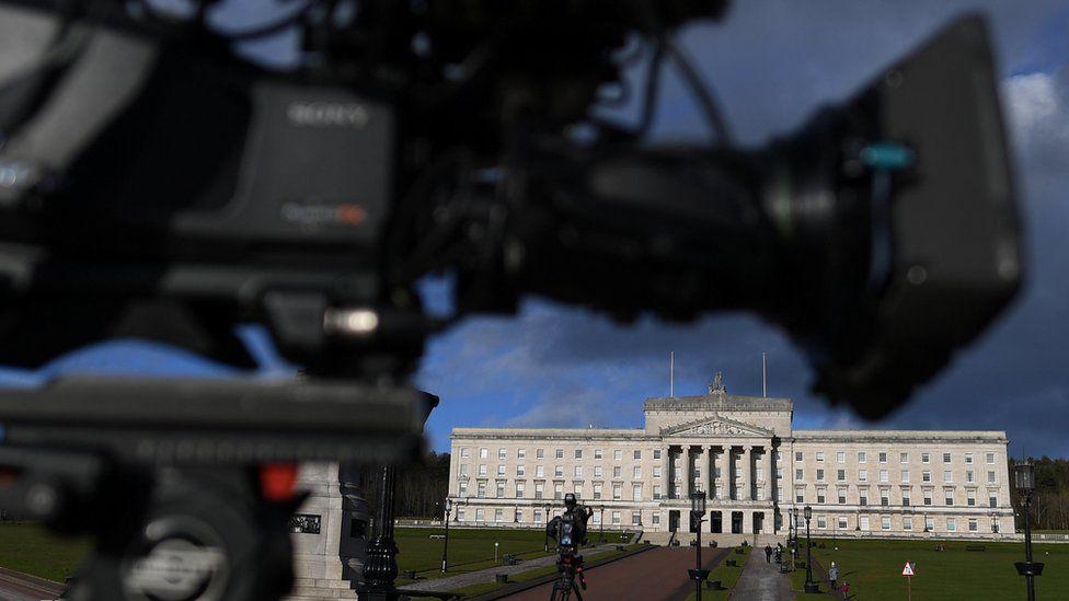 Stormont's Parliament Buildings