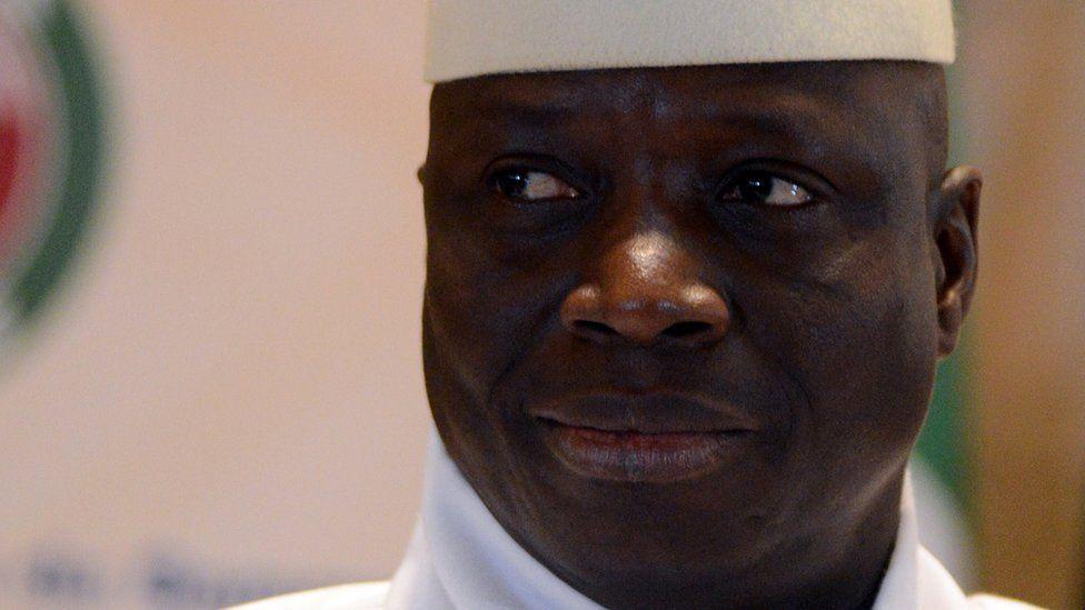 President Jammeh