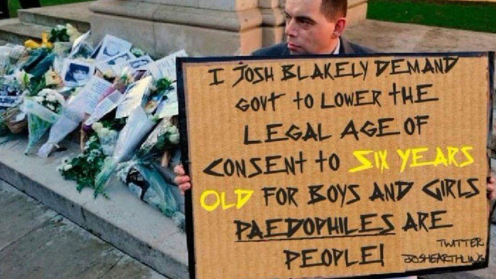 Fake image of Josh Blakely