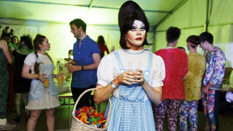 Oxford, Wadham College, Queerfest 2014