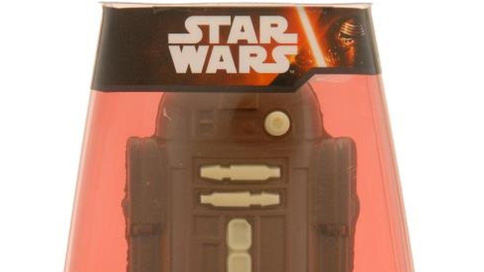 Star Wars' R2D2 egg