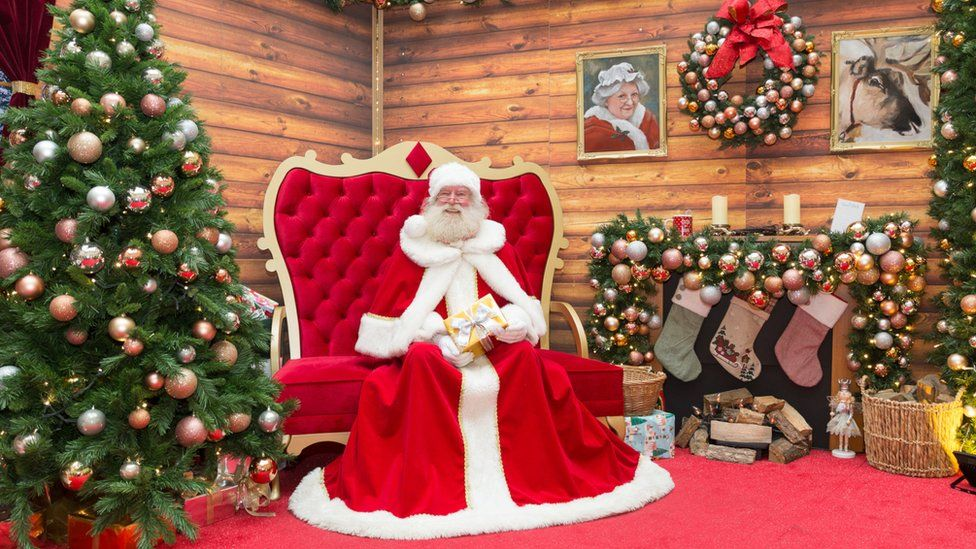 Things To Do At Christmas In Birmingham 2020 Christmas 2020: Will Santa have to social distance?   BBC News