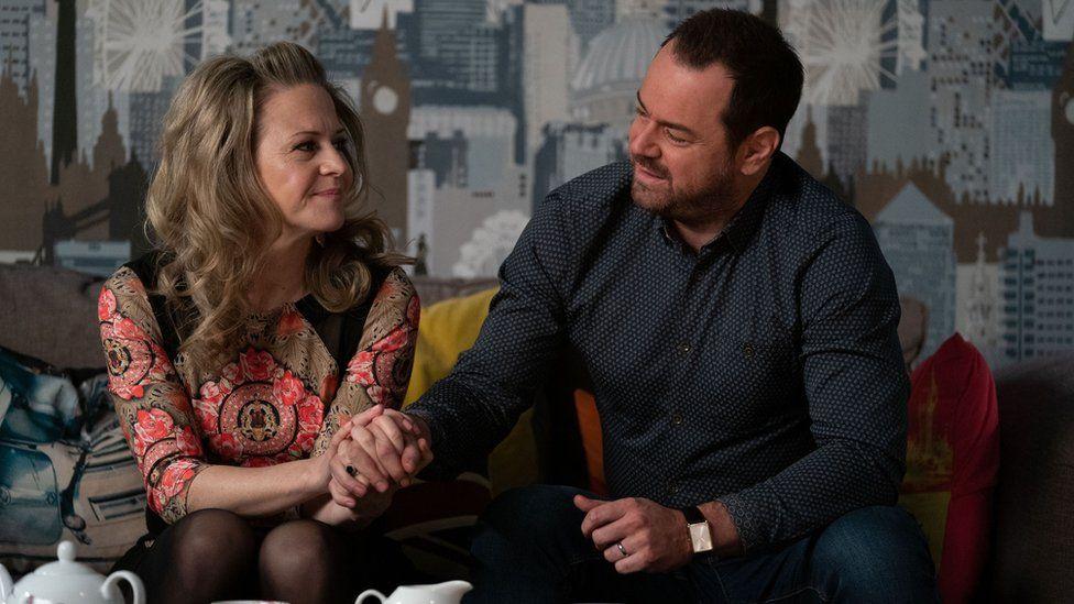 Linda and Mick Carter