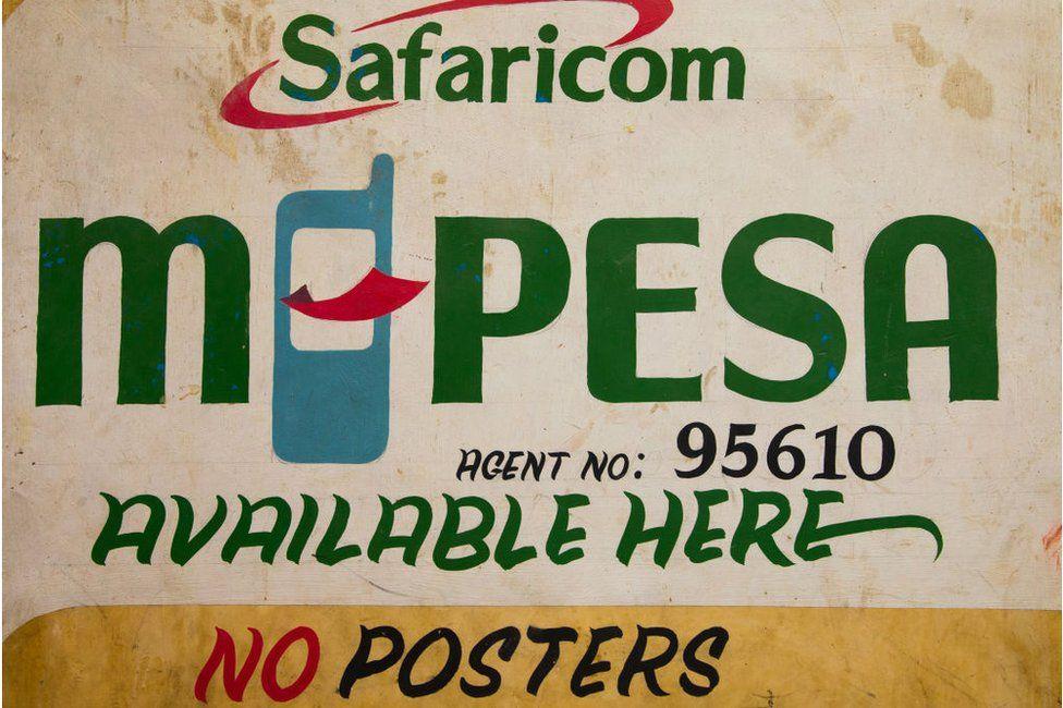 M-Pesa advert