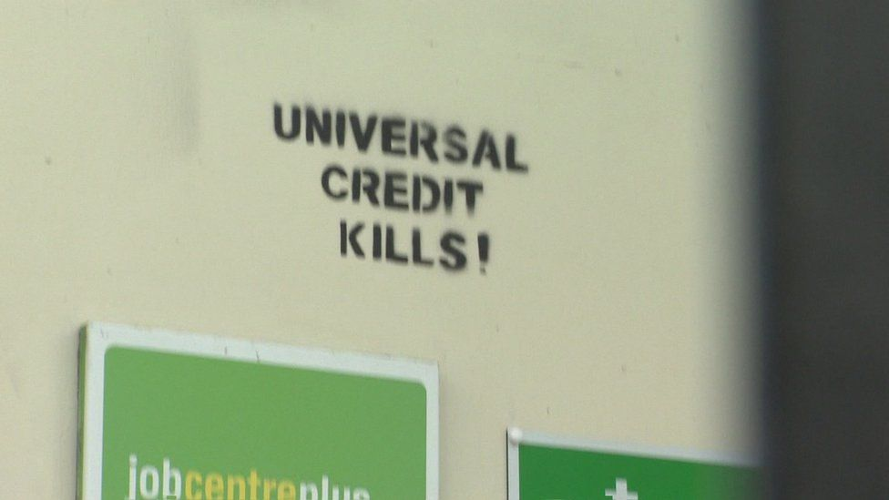 Universal Credit Multi Million Pound Scam Targets Claimants Bbc News