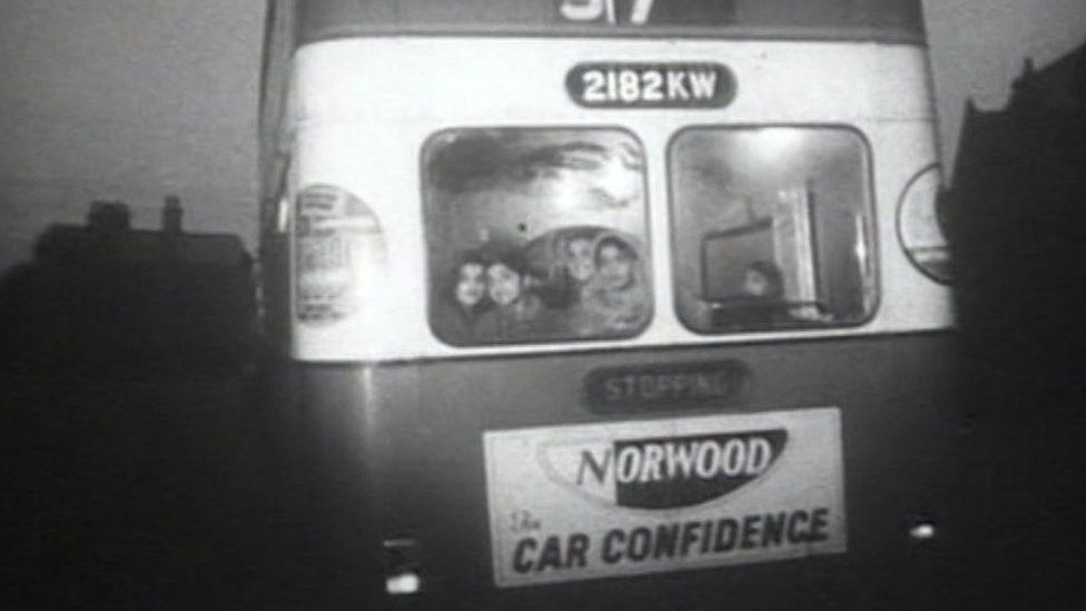 Bussing in the 1960s