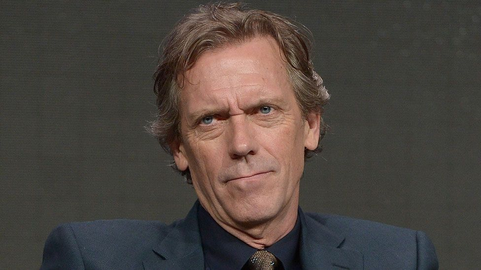 Hugh Laurie in 2016