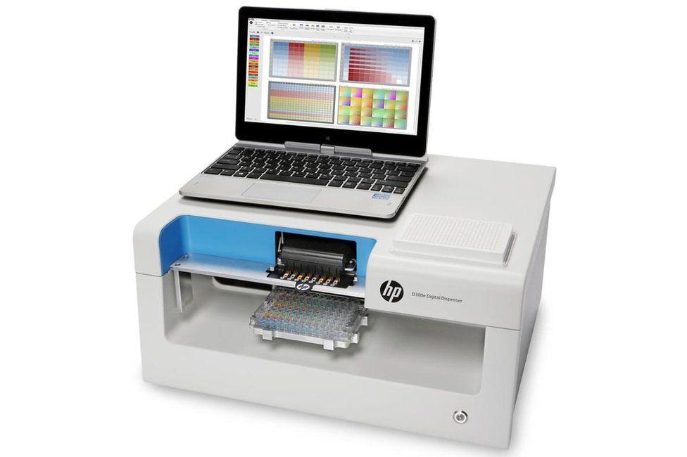 HP bioprinter