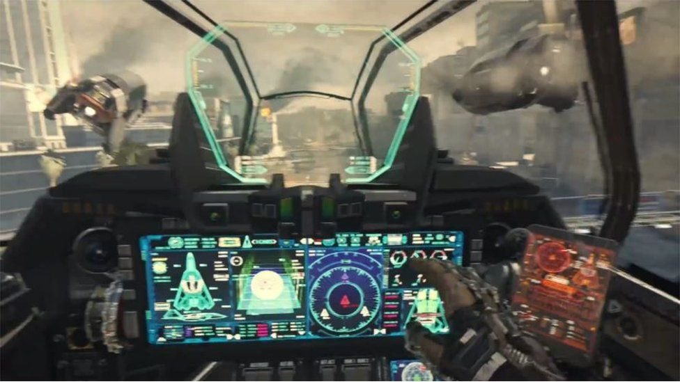 F-52 in Call of Duty