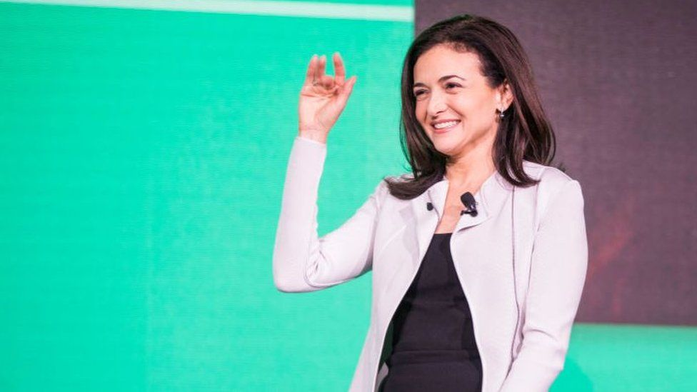 Sheryl Sandberg will represent Facebook at the hearing - she is the firm's chief operating officer