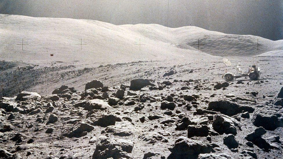O misterioso mau cheiro da Lua, segundo os astronautas da missão Apollo