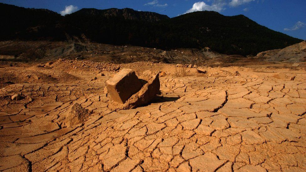 Drought in Spain