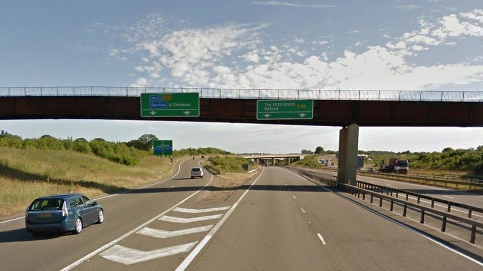 A34 Chieveley