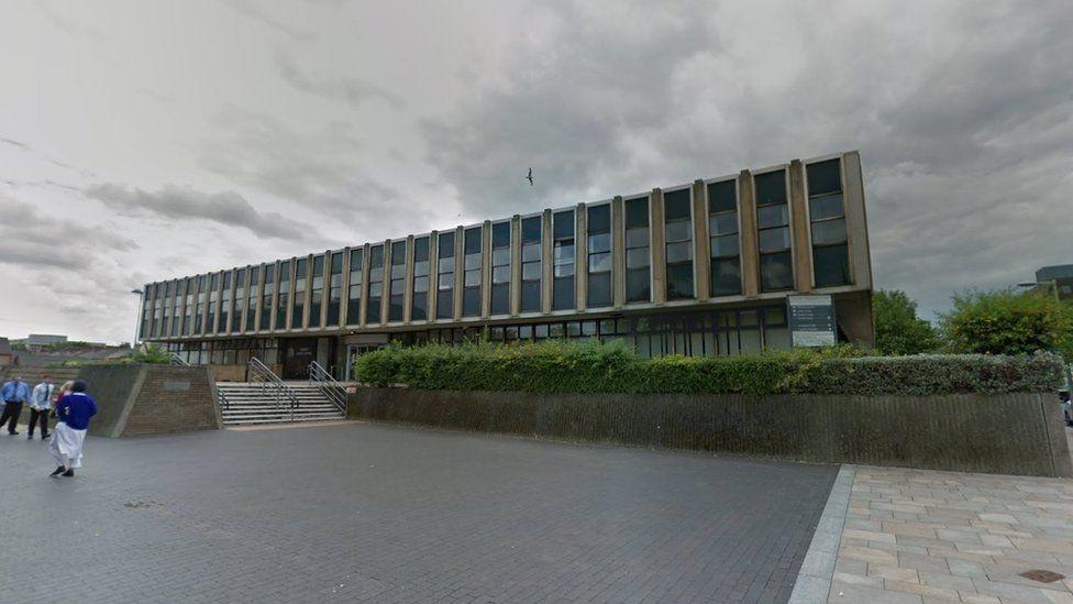 Teesside Magistrates' Court