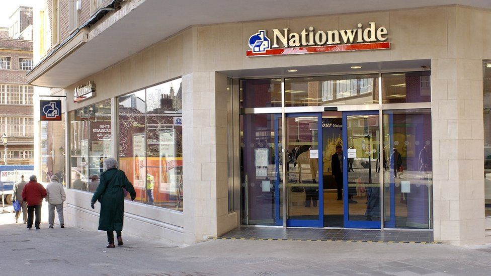 Nationwide branch Exeter