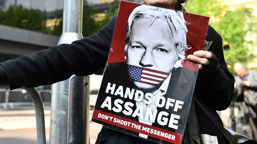 Viewpoint: What Assange charges could mean for press freedom