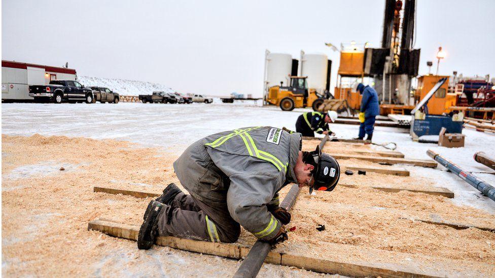 Deep drilling
