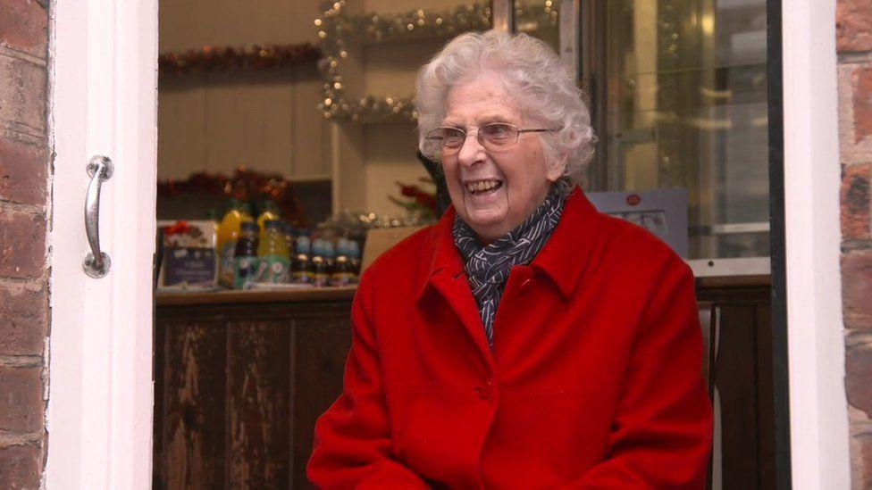 Kay White in 2020