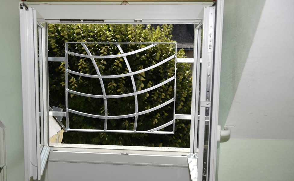 Window at Pontourny