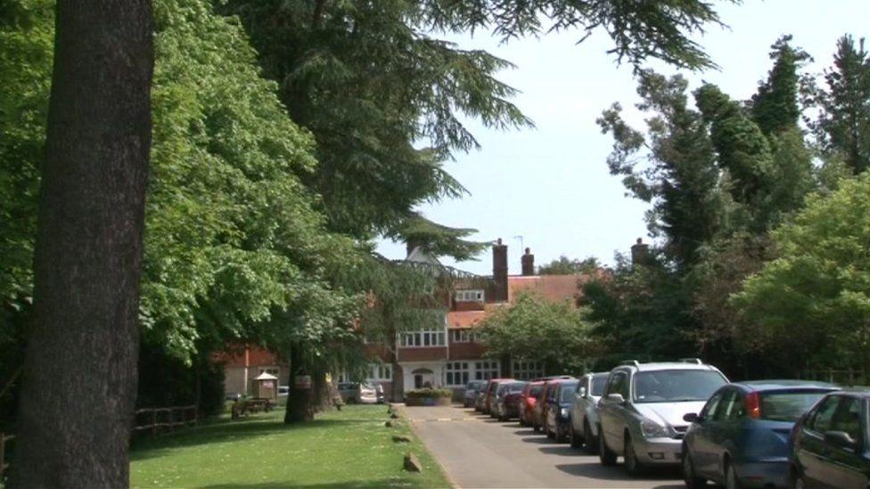 Cygnet Hospital in Sevenoaks