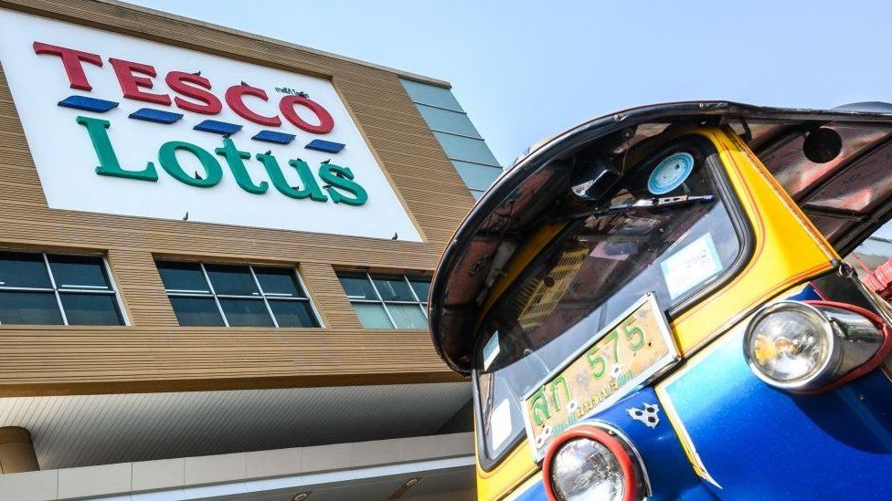 Tesco Sells Its Asian Stores In 8bn Deal Bbc News