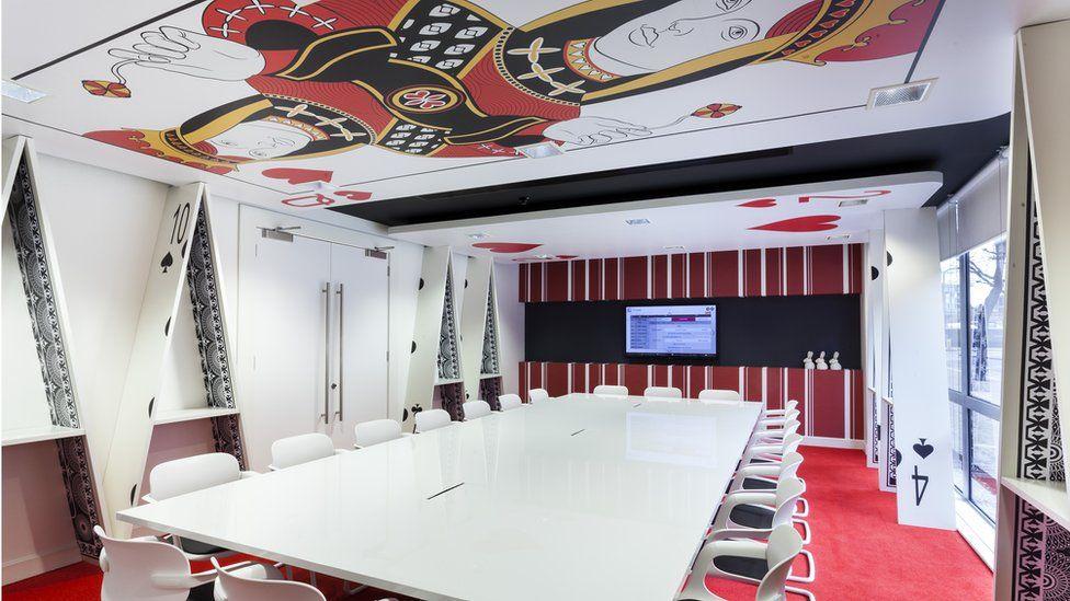 Waterloo meeting room