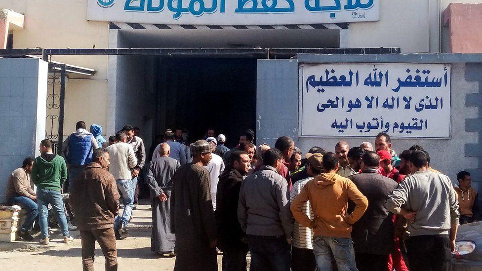 Egypt chemical blast