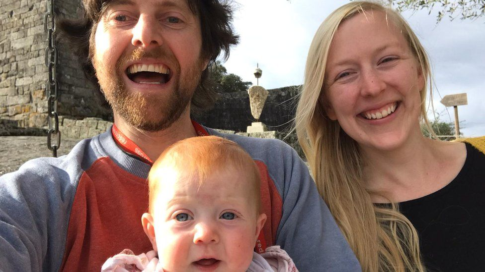 Laura, Ben and Amala