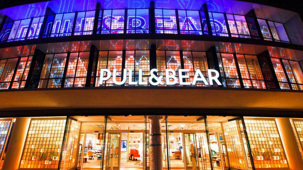 A Pull & Bear store in Berlin