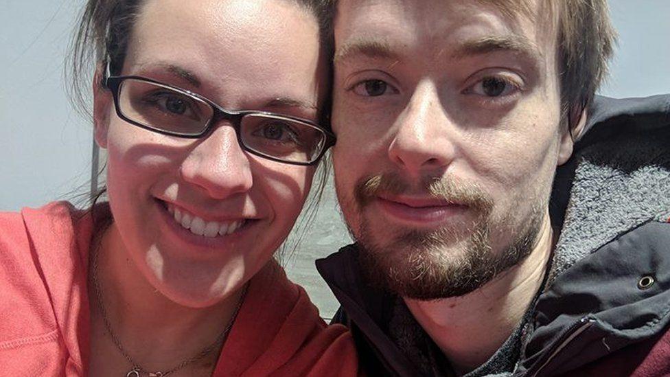 Sarah Hanan and Ben Hanan