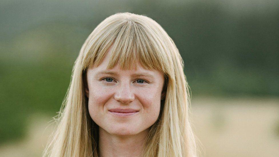 Debut American novelist Emily Ruskovich