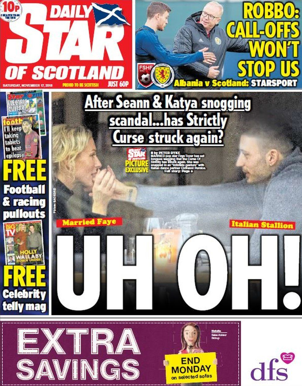 The Daily Star of Scotland