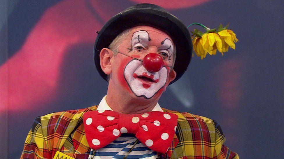 Mattie the clown