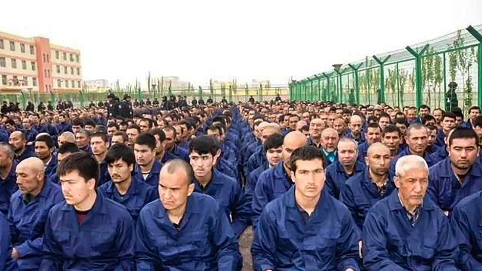 """Los cables de China"""": 3 revelaciones de la filtración de documentos secretos sobre los campos de uigures en China - BBC News Mundo"""