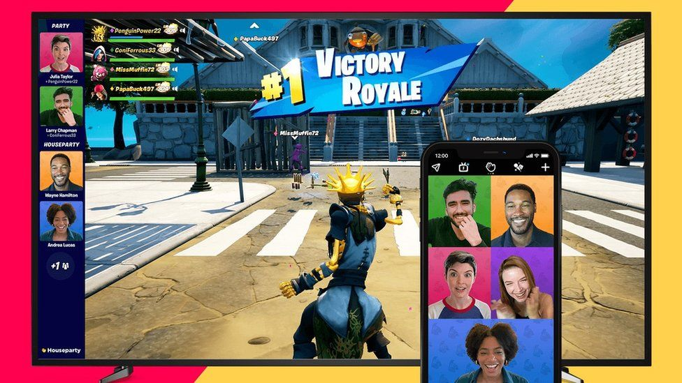 Fortnite video chat app Houseparty to close thumbnail
