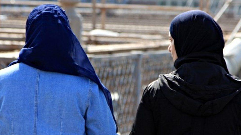 Muslim women generic picture