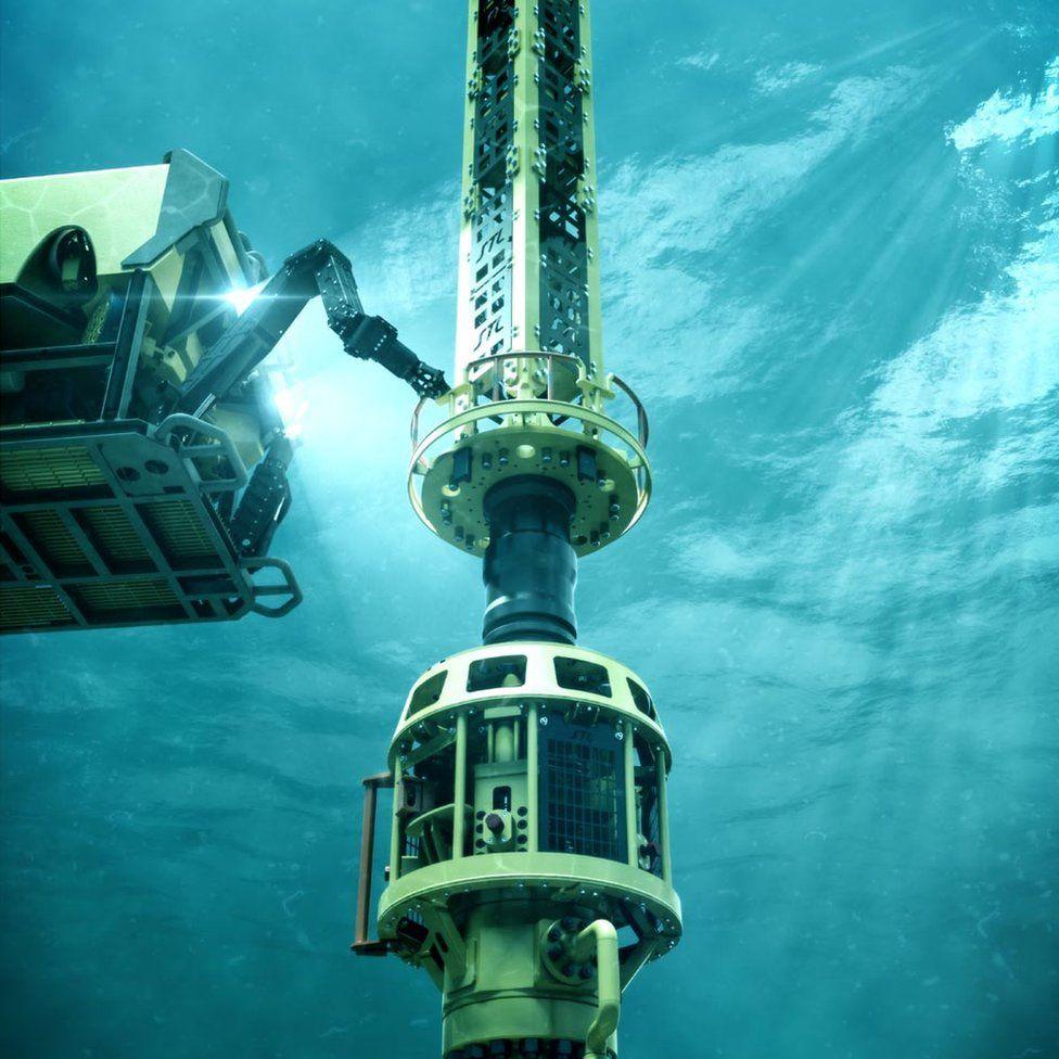 Subsea work