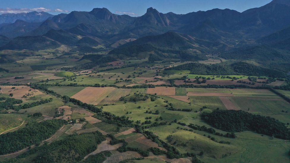 Upper Guapiaçu watershed