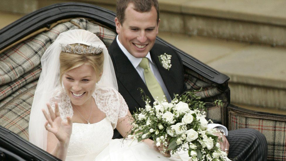 Autumn Kelly and Peter Phillips getting married in 2008