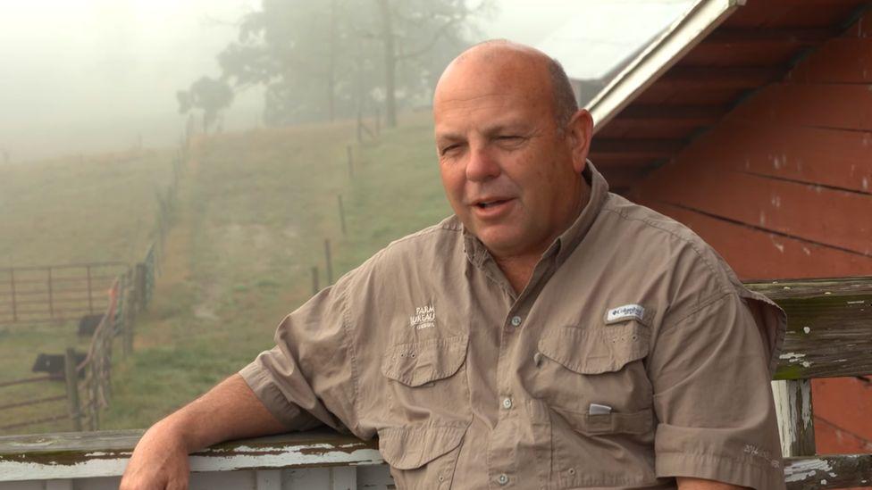Zippy Duvall, head of the American Farm Bureau