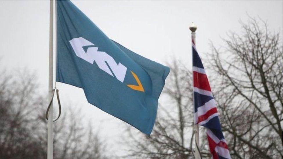 GKN flag