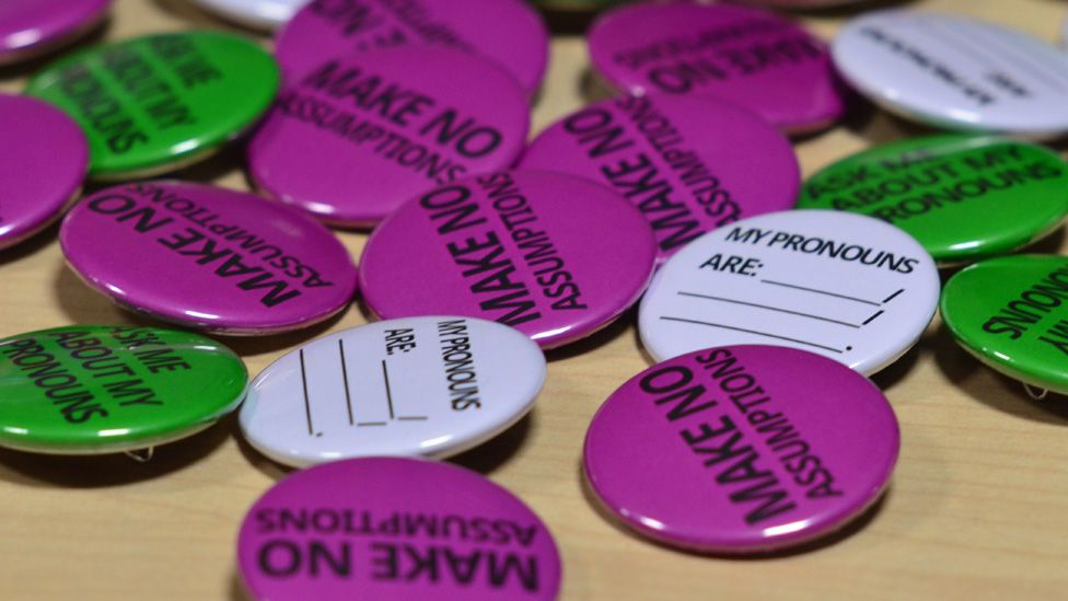 Make no Assumptions badges