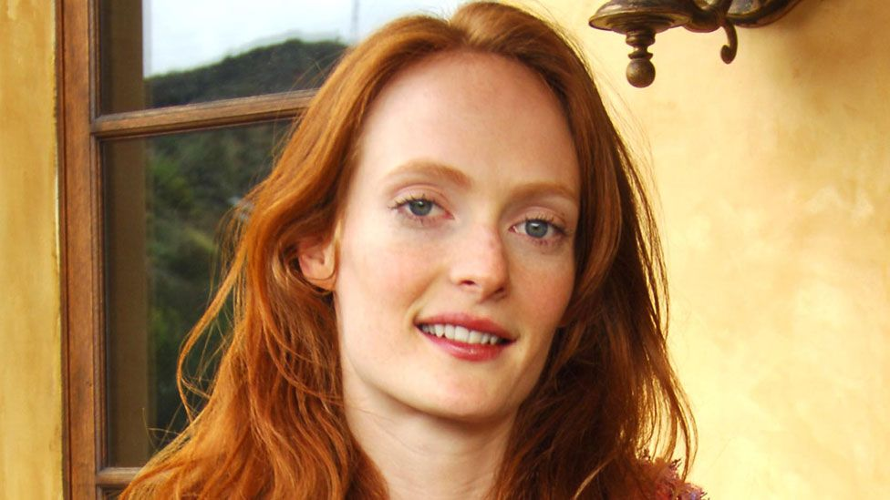 Daisy McCrackin, pictured in 2006