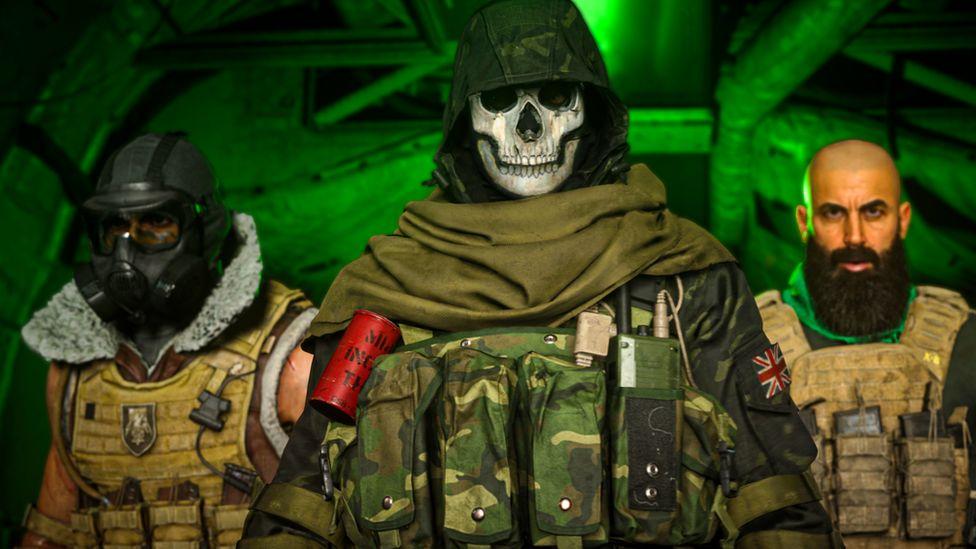 Promotional image of Warzone