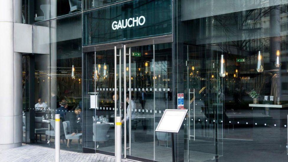 Gaucho restaurant