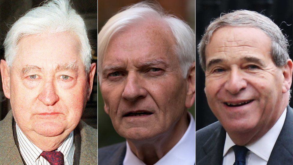 Carl Beech: Harvey Proctor brands report into VIP abuse inquiry 'pathetic'