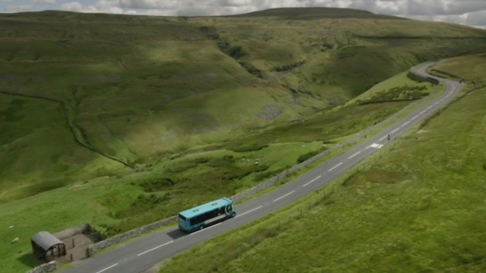 Dalesman bus