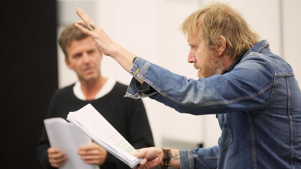 Rhys Ifans takes to stage in Wales for 'special' homecoming